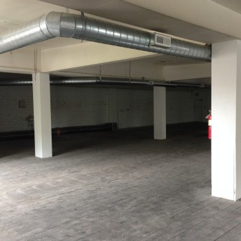 unfinished space
